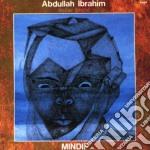 Mindif cd musicale di Abdullah Ibrahim