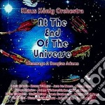 At the end of the universe cd musicale di KONING KLAUSS ORCHES