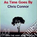 As time goes by cd musicale di Chris Connor