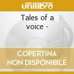 Tales of a voice - cd musicale di Greetje Bijma