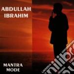 Mantra mode cd musicale di Abdullah Ibrahim
