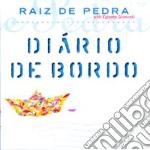 Diario de bordo cd musicale di De pedra raiz