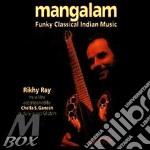 Ray Rikhy - Mangalam cd musicale di Rikhy Ray