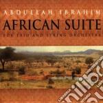 African suite cd musicale di Abdullah Ibrahim