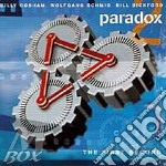 The first second cd musicale di B./paradox Cobham