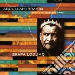 EKAPA LODUMO cd musicale di Abdullah Ibrahim