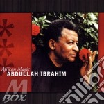 African magic cd musicale di Abdullah Ibrahim