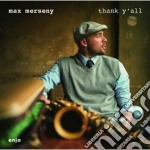 Max Merseny - Thank Y'all cd musicale di Max Merseny