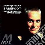 Barefoot cd musicale di Greetje Bijma