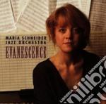 Schneider  Maria -Jazz Or - Evanescence cd musicale di Maria schneider jazz orchestra