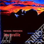 Low profile cd musicale di Formanek Michael