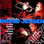 Vernal fields cd musicale di Ingrid Jensen