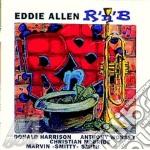 R&b cd musicale di Eddie Allen