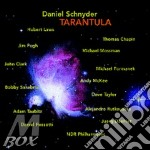 Tarantula cd musicale di Daniel Schnyder