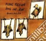 Honey and ash cd musicale di Michael Riessler