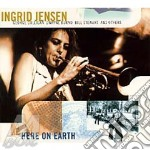 Here on earth cd musicale di Ingrid Jensen