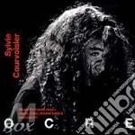 Ocre cd musicale di Sylvie Courvoisier