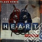 The h.e.a.rt. project cd musicale di Klaus Konig