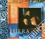 Fuera-dig. cd musicale di GARCIA FONS RENAUD
