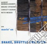 Shake, shuttle and blow cd musicale di Albert Mangelsdorff