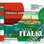 Grazie italia 00 cd musicale di Franco Ambrosetti