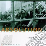 Absolute Ensemble - Absolution cd musicale di ABSOLUTE ENSEMBLE -