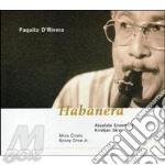 HABANERA cd musicale di Paquito D'rivera