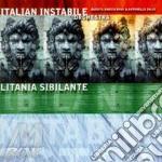 Litania cd musicale di ITALIAN INSTABILE ORCHESTRA