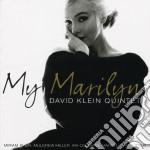 David Klein - My Marilyn cd musicale di KLEIN DAVID QUINTET