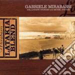 LATAKIA BLEND cd musicale di Gabriele Mirabassi