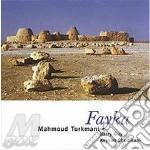 Fayka cd musicale di Mahmoud Turkmani