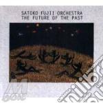 The future of the..dig cd musicale di Satoko Fujii