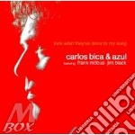 Carlos Bica & Azul - Look What They've Done... cd musicale di BICA CARLOS & AZUL