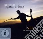 Solo - the marcevol concert [cd + dvd] cd musicale di Renaud Garcia-fons
