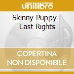Last rights cd musicale di Puppy Skinny