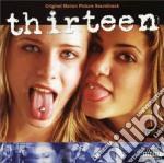 THE THIRTEEN cd musicale di O.S.T.
