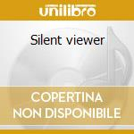 Silent viewer cd musicale di Siri Svegler