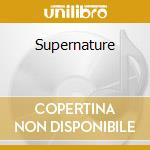 Supernature cd musicale di Cerrone
