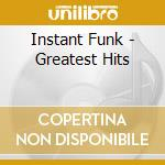 Greatest hits cd musicale di Funk Instant
