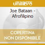 Afrofilipino cd musicale di Joe Bataan