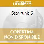 Star funk 6 cd musicale di Artisti Vari