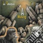 A musing - bley paul cd musicale di Jon ballantyne & paul bley
