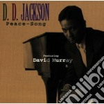 Peace song - murray david cd musicale di D.d.jackson & david murray
