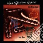 World Saxophone Quartet - Four Now cd musicale di World saxophone quartet