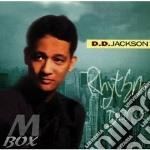 Rhythm dance - cd musicale di D.d.jackson
