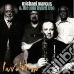 Involution - byard jaki cd musicale di Michael marcus & jaki byard tr