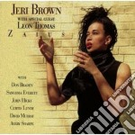 Zaius - cd musicale di Jery brown & leon thomas
