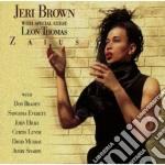 Jery Brown & Leon Thomas - Zaius cd musicale di Jery brown & leon thomas