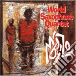 M'bizo - world sax.quartet cd musicale di World saxophone quartet