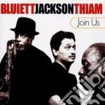 Join us - bluiett hamiet cd musicale di Thia H.bluiett/d.d.jackson/mor